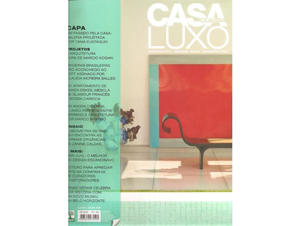 Casa Claudia Luxo 2011